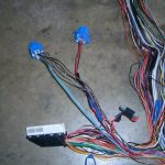 furnace wiring harness